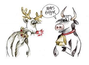 Reindeer_Cow