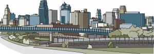 Kansas-City,-Missouri Outline