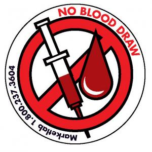 No Blood Draw