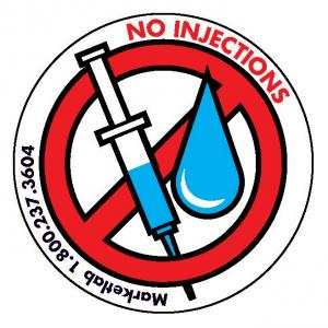 No Injections