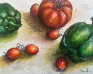 Tomato GreenPepper
